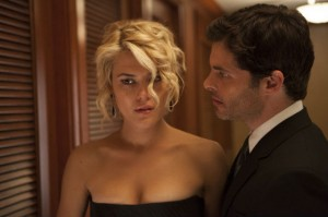 Rachael Taylor and James Marsden star in 'The Loft'